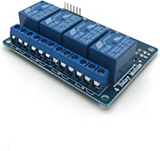 opto isolated 4 channel relay board
