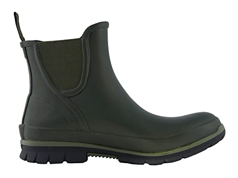 GreenGray Slip Boot On Bogs Amanda BlackBurgundyDark XxTZZw