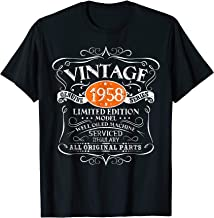 Best 1958 t shirt Reviews