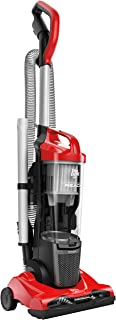 Best Dirt Devil Endura Reach Upright Bagless Vacuum Cleaner for Carpet and Hard Floor, Lightweight, Corded, UD20124, Red Review