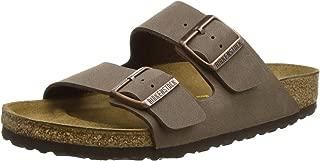 Arizona 'Cork-Footbed' Women's Sandal, Narrow, Mocha Brown [Original], 37 N EU / 6-6.5 US Women
