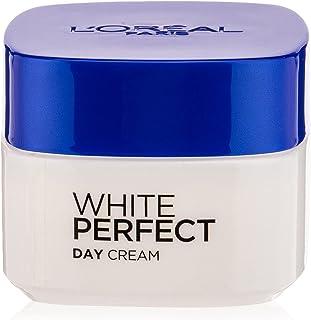L'Oréal Paris White Perfect Day Cream With Spf17- Whitening & Even Tone, 50 ml