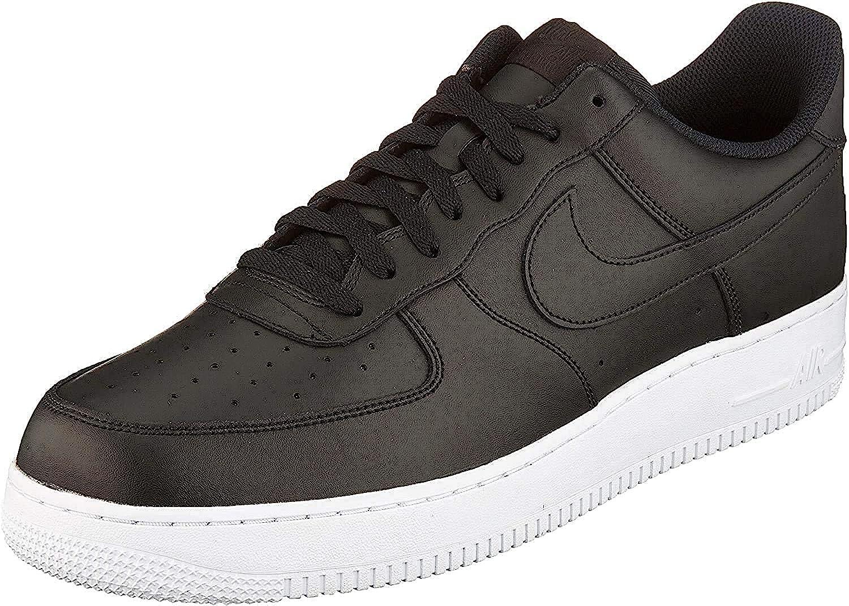 superficie Discriminatorio Piscina  Nike Men's Air Force 1 '07 Aa4083-015 Basketball Shoes: Amazon.co.uk: Shoes  & Bags