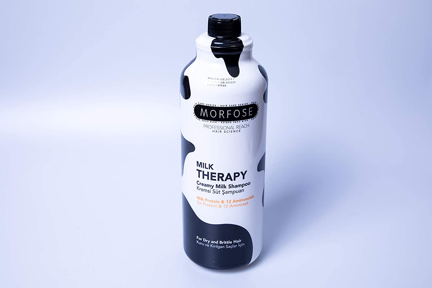 Morfose Pro Milk Therapy Creamy Milk Shampoo (33.81 oz / 1000ml)