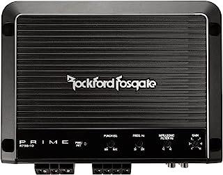 Rockford Fosgate Prime 750 Watt Class D 1 channel Amplifier