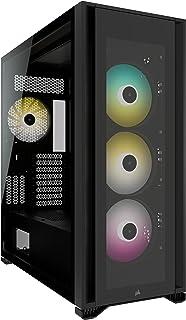 CORSAIR iCUE 7000X RGB フルタワー ATX PC ケース、ブラック CC-9011226-WW