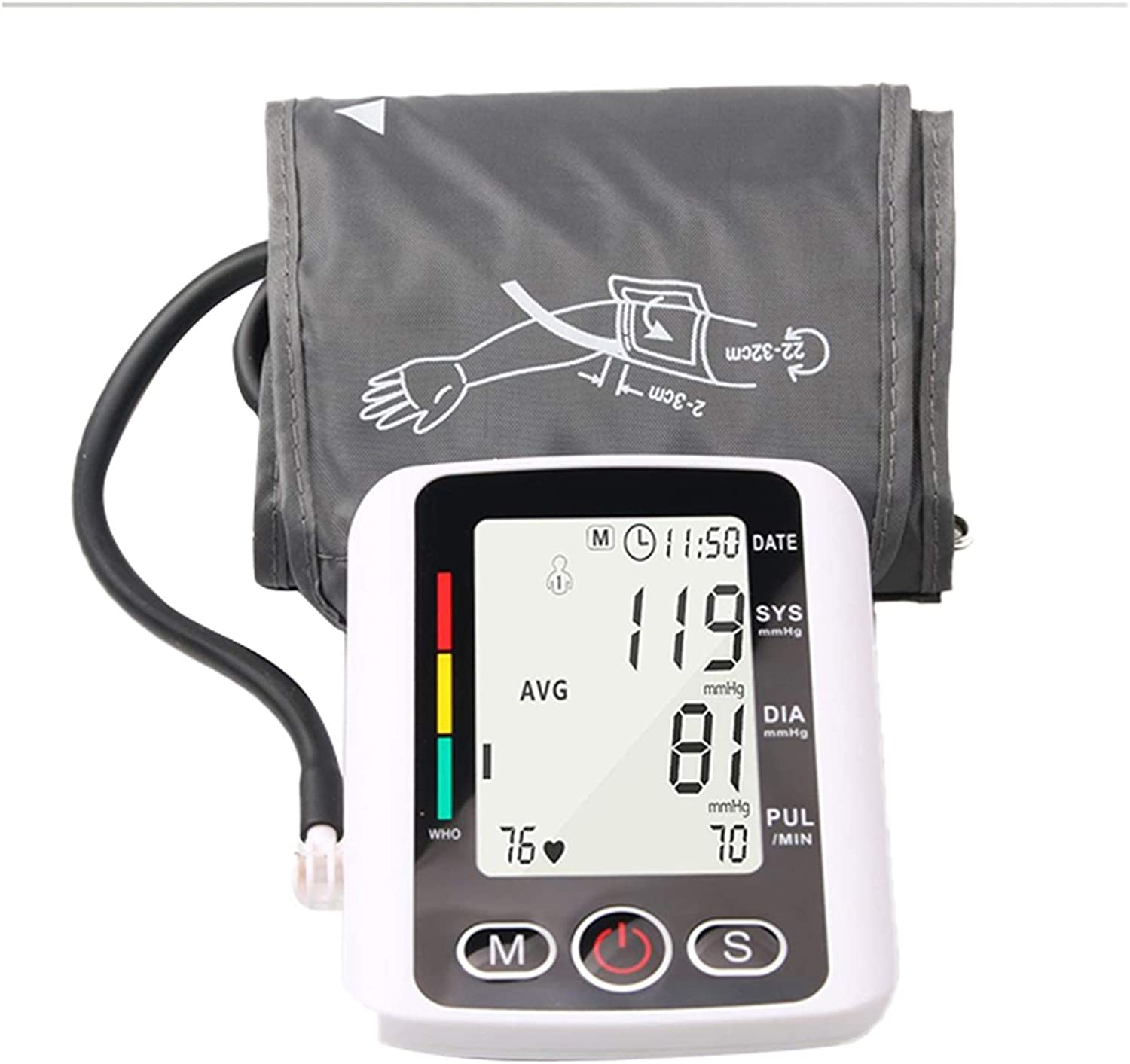 Medical Supplies and OFFicial shop Equipment Blood Monitor Electronic Pressure Reservation