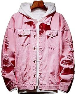 [アルトコロニー] 【在庫一掃セール】デニムジャケット ダメージ 長袖 ストリート ファッション カジュアル アウター メンズ