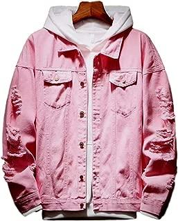 [アルトコロニー] デニムジャケット ダメージ 長袖 ストリート ファッション カジュアル アウター 4カラー 4サイズ メンズ