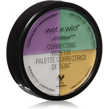 Wet n Wild Coverall Concealer Palette Color Commentary, 6.5 g