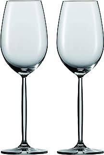 Schott Zwiesel - Copas de Cristal Colección Tritan® - Diva, Copa de Vino