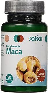 Sakai Maca. Complemento alimenticio a base