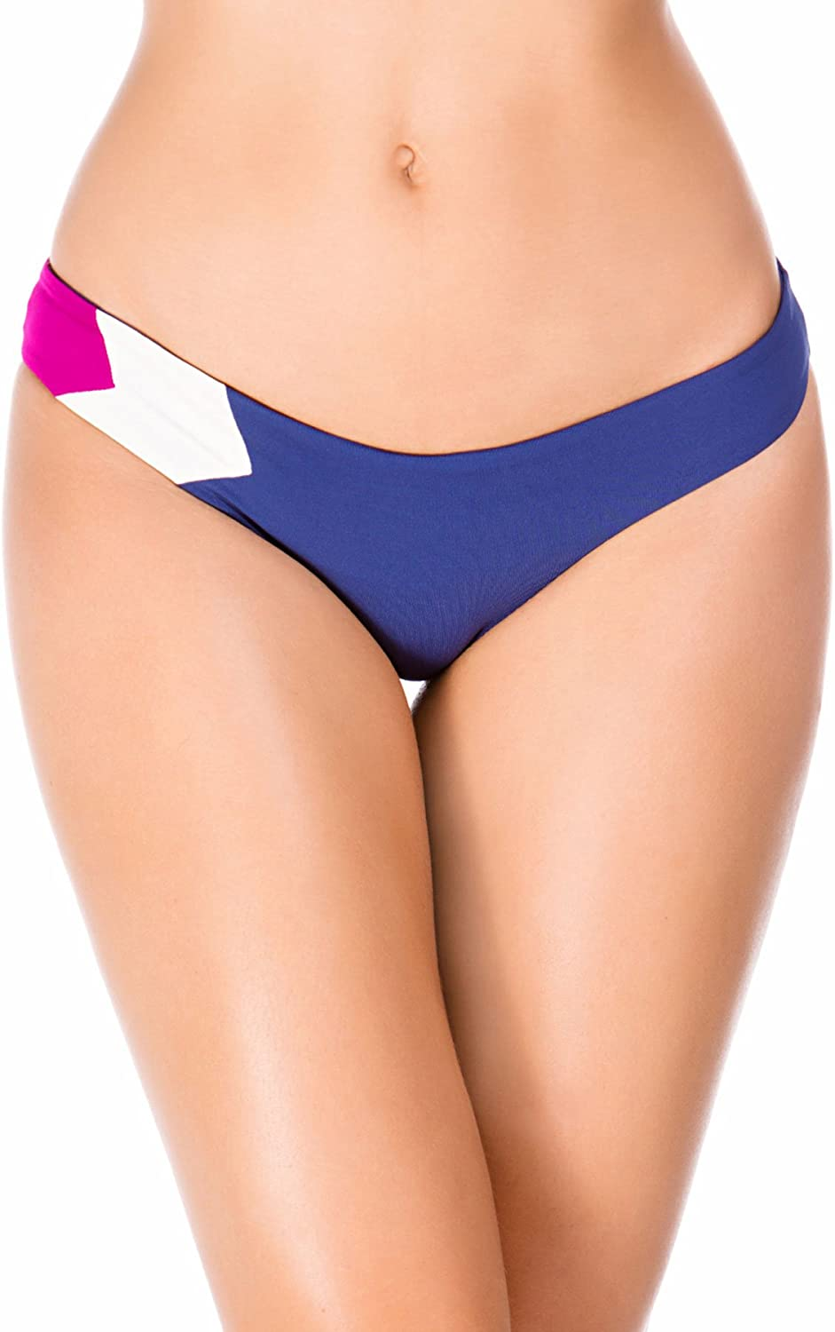 LSpace Color High quality Blocked Geo Hipster New arrival Bikini - Bottom Women's