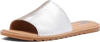 Sorel Ella II Block Slide Sandals for Women