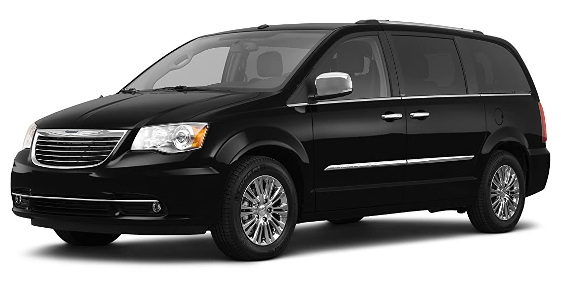 chrysler 2011 van