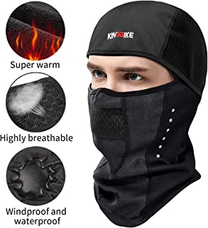 ski face mask neoprene
