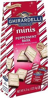 Ghirardelli Peppermint Bark minis Pouch 4.3oz