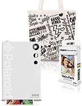 Polaroid Mint Instant Camera (White) Starter Kit with Tote Bag