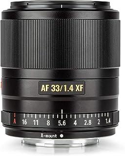 VILTROX 33mm AF f1.4 Primo Obiettivo Messa a Fuoco Auto APS-C Compact Lente Apertura Grande per Fujifilm X monte Camera X-...