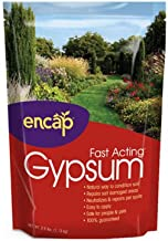 Encap 10613-12 Fast Acting Gypsum Pouch Cover, 2.5 Pounds, 400-Square Feet