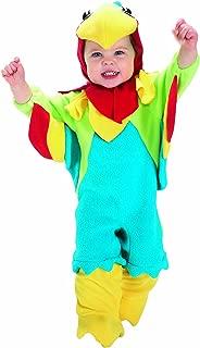 easy parrot costume