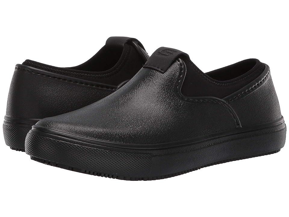 Image of SKECHERS Work Harleton (Black) Women's Shoes