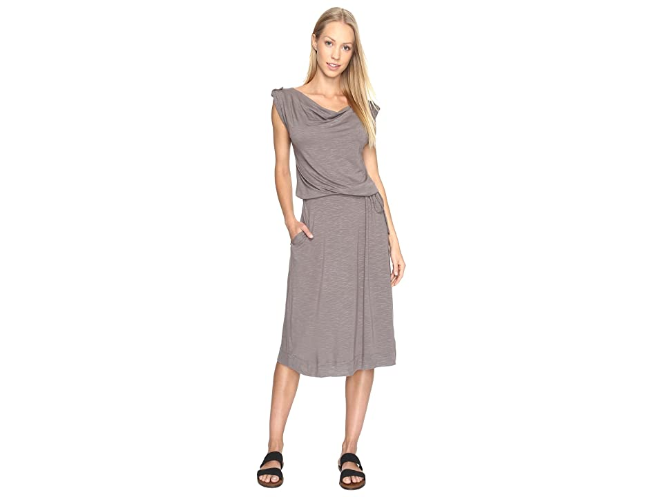 Royal Robbins Noe Dress (Taupe) Women
