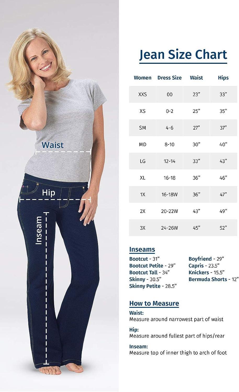 Loose Jeans for Women PajamaJeans Womens Stretch Jeans Boyfriend