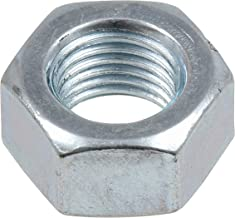 The Hillman Group 150048 Finish Hex Nut, 1/4-Inch by 28-Inch, 100-Pack