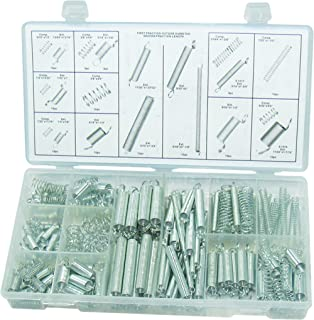 Swordfish 31070 200PC Extended and Compressed Spring Assortment Case Kit