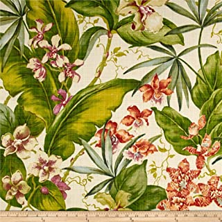 Tommy Bahama Indoor/Outdoor Paradise Point Fabric by The Yard, Fresco