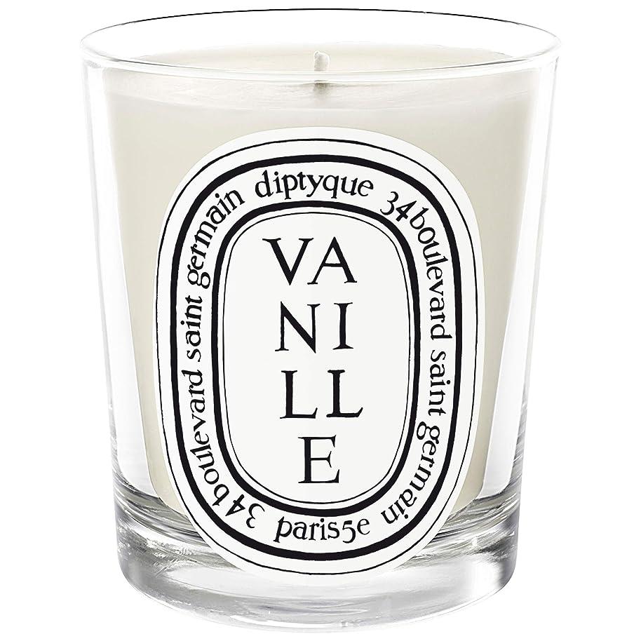 可能性マイクロフォン展望台[Diptyque] Diptyqueのヴァニラの香りのキャンドル190グラム - Diptyque Vanille Scented Candle 190g [並行輸入品]
