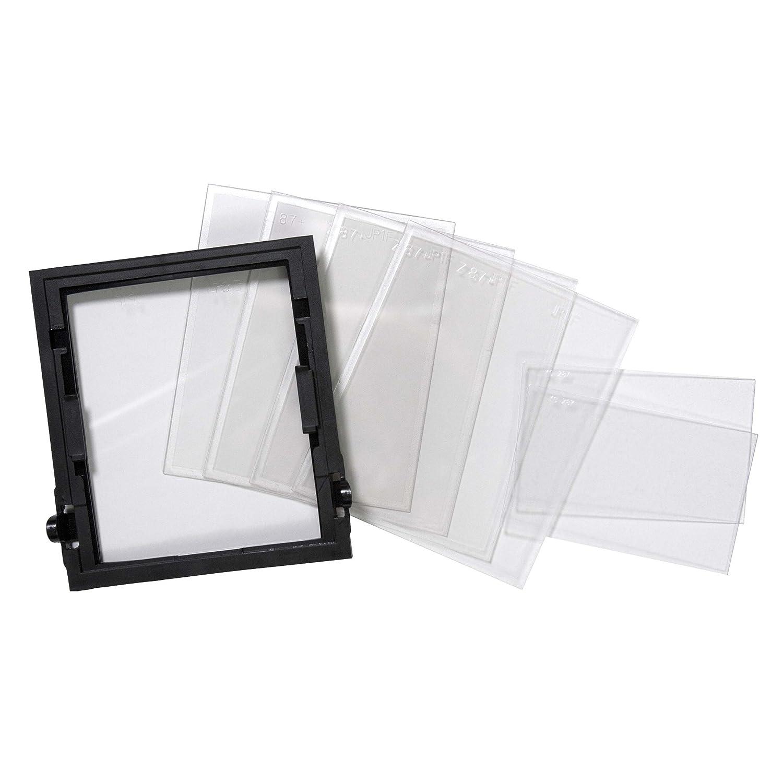 Jackson Safety Insight Clear Safety Plate Kit (41589), Internal