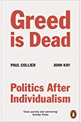 Greed Is Dead Paperback