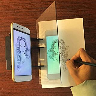 Painting Copy Pad Board for Kids Optical Drawing Board Sketch Wizard Drawing Tool Painting Tracing Board Image Projector T...