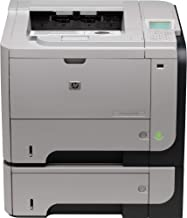 Renewed HP LaserJet P3015X P3015 CE529A CE529A#ABA Laser printer With Toner and 90-Day Warranty