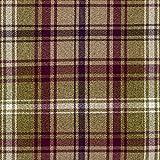 McAlister Textiles Angus | Stoff im Tartan-Muster kariert