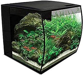FLUVAL Aquarium Équipé Flex pour Aquariophilie, Noir, 34 L