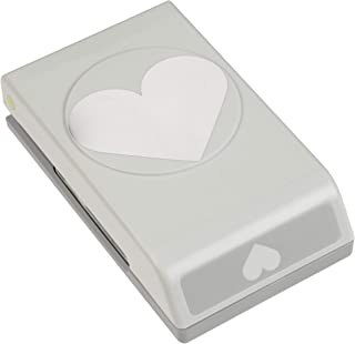 EK tools Punch for Arts and Craft, Large, Heart