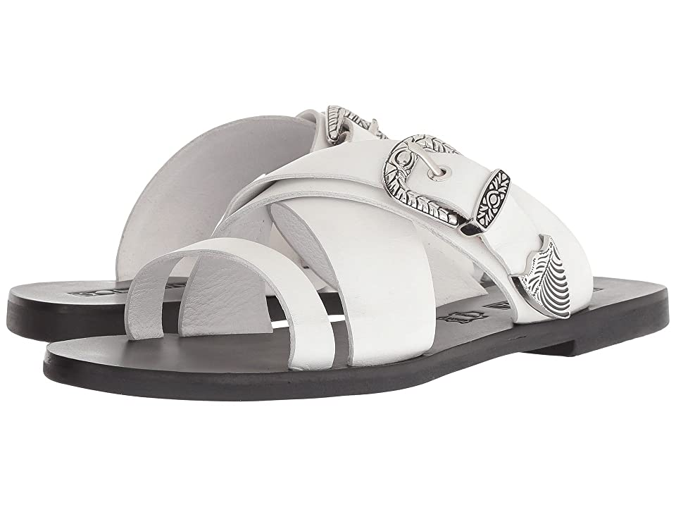 Sol Sana Cassidy Slide (White) Women