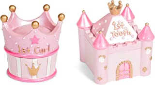 Pink Poppy First 2 x 2.5 英寸手绘树脂纪念品盒 粉红色 2x2.5 inch SETG064