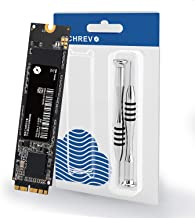 MECHREVO 1T SSD for MacBook Air SSD or MacBook Pro with Retina SSD Mid 2013 2014 2015 2016 Upgrade Kit, Replacement for Mac A1465 A1466 A1398 A1502 SSD