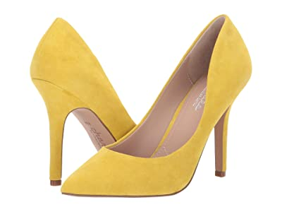 Charles by Charles David Maxx (Canary Suede 2) High Heels