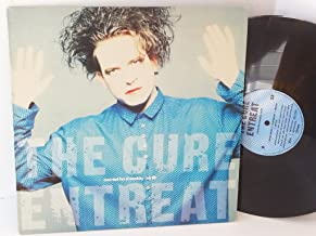 THE CURE entreat recorded live at wembley july 89, FIXH 17 [Vinyl] Unknown