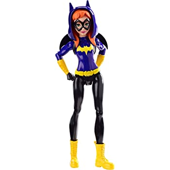 DC Super Hero Girls Muñeca Batgirl (Mattel DMM35): Amazon.es ...