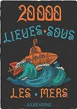 20000 lieues sous les mers (Illustré) (French Edition)