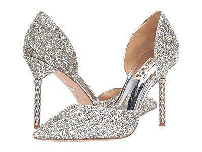Badgley Mischka Ozara (Silver) High Heels