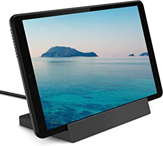 Lenovo Smart Tab M8 8 Inch HD Tablet with Google Smart Dock – (Quad Core 2.0 GHz, 2 GB RAM, 32 GB eMMC, Android Pie) – Iro...