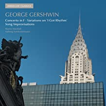 A Gershwin Songbook: Improvisations On Songs By George Gershwin: By Strauss (The Show Is On)