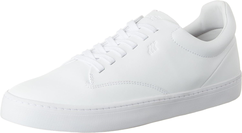 BOX FRESH Boxfresh Men's ESB Sneaker in White